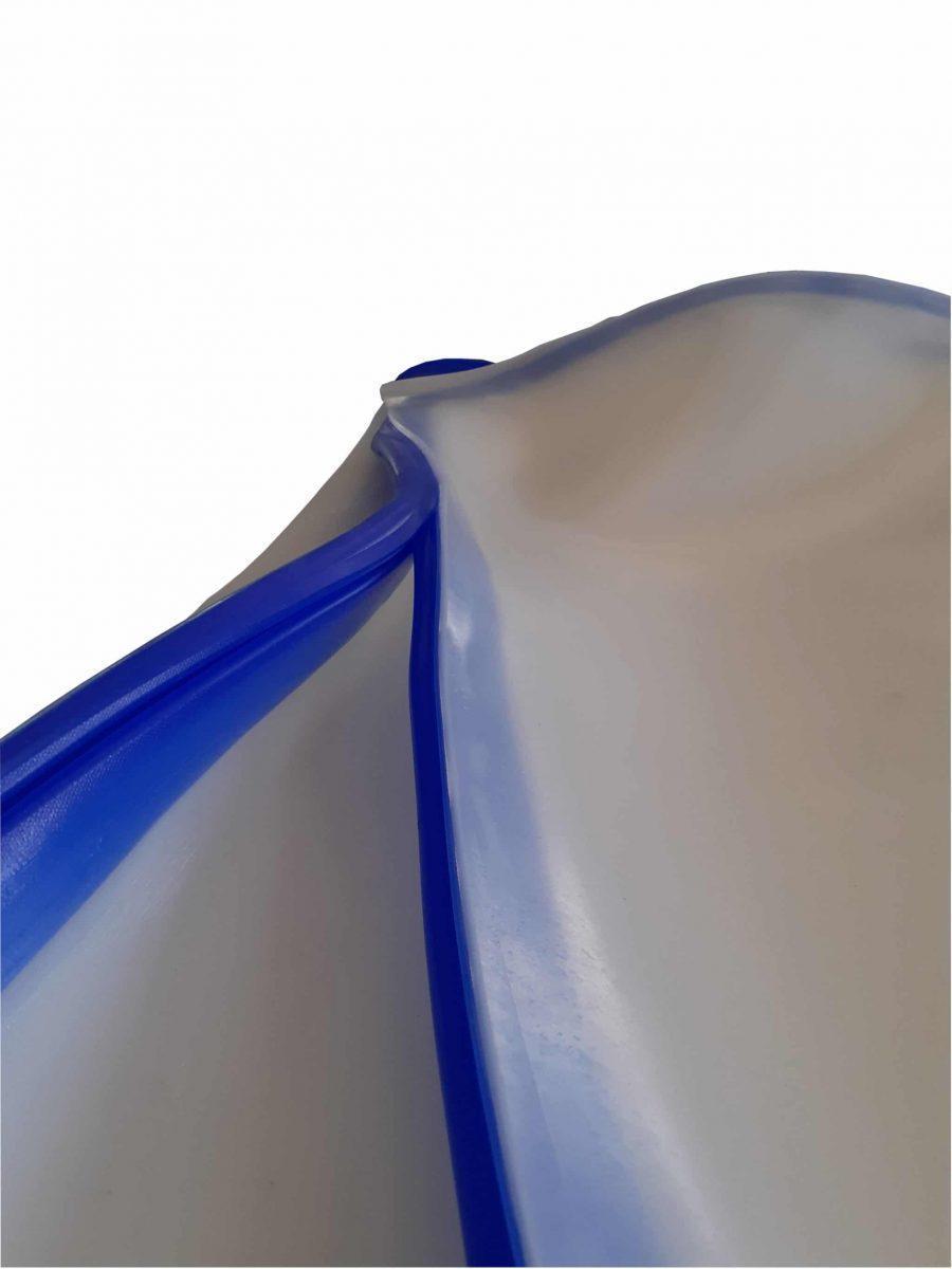Worek silikonowy z uszczelką typu C
